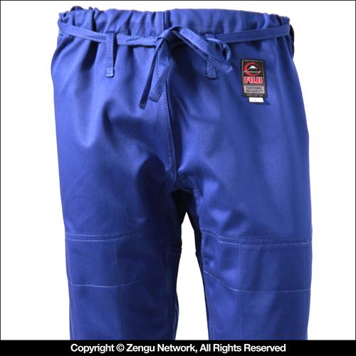 Fuji Separate BJJ Pants (Blue)